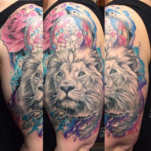 Bremer Lion Splash